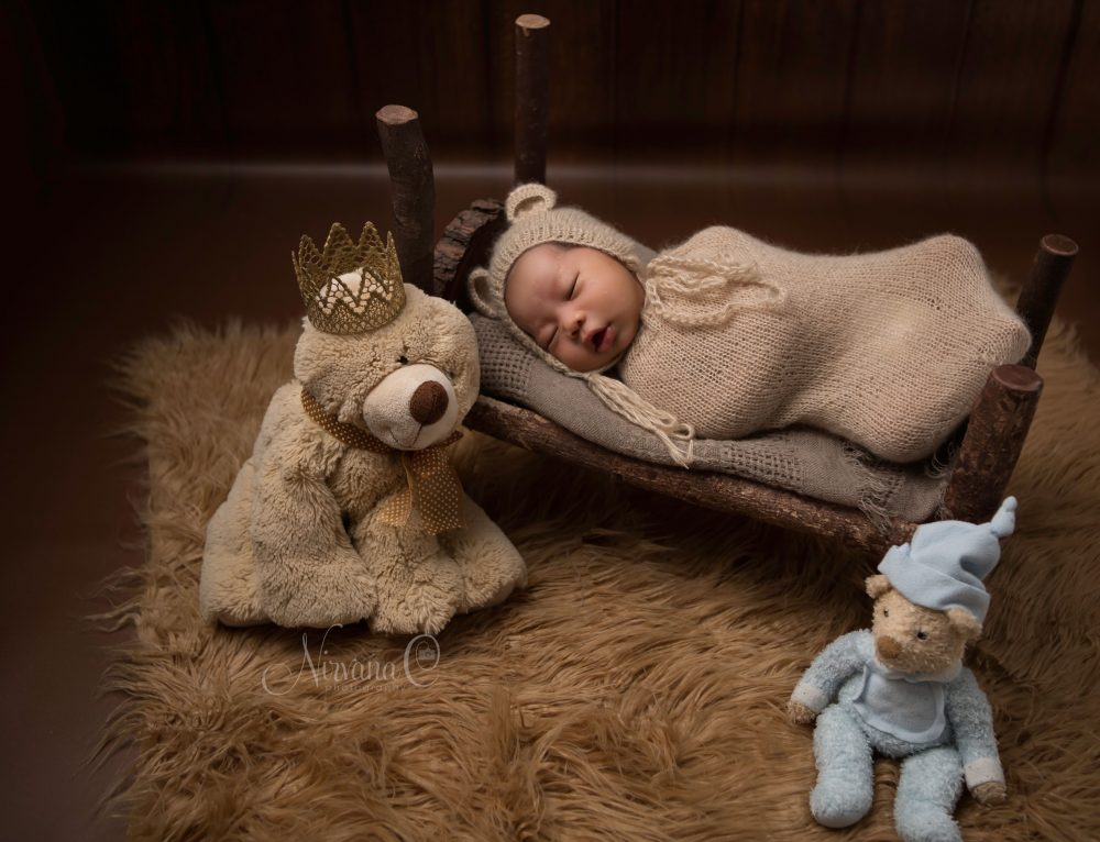 Newborn Session Highlights